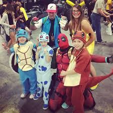 Pokemon Halloween Costumes Girls Pokemon Costumes Popsugar Tech