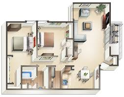 two bedroom floor plan 2 bed 1 bath apartment in st louis mo fieldpointe of st louis