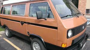 volkswagen vanagon camper 83 volkswagen vanagon camper van 4 cylinder 1 6l diesel at