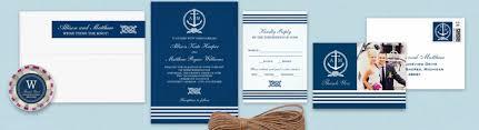nautical wedding invitations nautical wedding invitations tropical papers