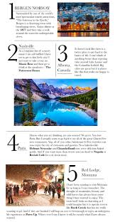 Montana travel list images 5 places on my travel list jpg