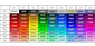html color u2013 tutorialspointbd