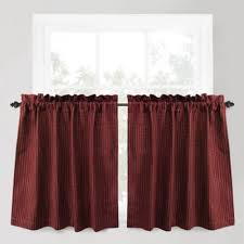 Overstock Kitchen Curtains by Buy Kitchen Curtains From Bed Bath U0026 Beyond