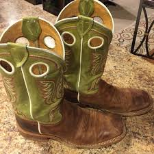 justin s boots sale find more justin bent rail boots size 8d leather soles in
