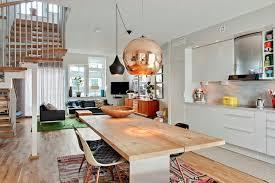 cuisine scandinave idée décoration cuisine le charme de la cuisine scandinave