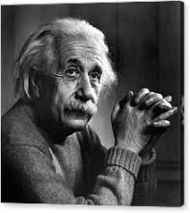 Albert Einsteins Desk Albert Einstein Canvas Prints Fine Art America