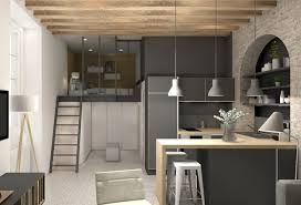 cuisine appartement parisien déco decoration interieur cuisine appartement 73 lyon 05061533