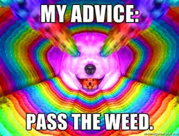 Psychedelic Meme - duuuude