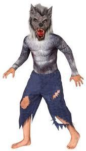 Werewolf Halloween Costume Deluxe Body Werewolf Halloween Costume