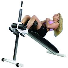 Weight Bench Ab Exercises Weightlifting Benches Strength Equipment Power Systems