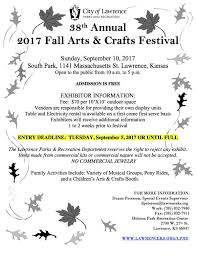 spirit halloween lawrence ks fall arts and crafts festival to feature more than 100 vendors
