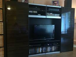 besta inreda ikea besta inreda entertainment unit with sliding doors 200 obo