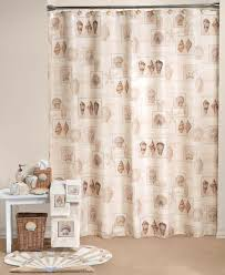 Marilyn Monroe Bathroom Set Shell Shower Curtain With See Shell Shower Curtains And Unique Rug