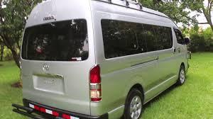 toyota hiace 2015 toyota hiace 2015 16 pasajeros 3 0 diésel 61 000kms youtube