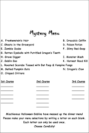 foster city halloween 2011 17 best planning your menu images on pinterest free printable