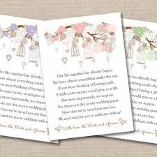 wedding gift list poems 14 best gift list poems images on wedding stuff