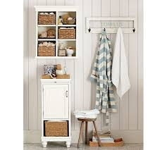 Wall Cabinet Bathroom Newport Wall Cabinet Pottery Barn