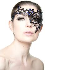 masquerade decorations scary venetian laser cut masquerade mask