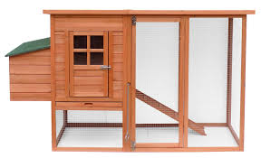 Rabbit Hutch Designs Amazon Com Merax Wooden Pet House Patio Lawn U0026 Garden