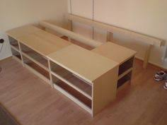 storage beds ikea hackers and beds on pinterest fabulous sort of loft bed storage bed lit pinterest bed