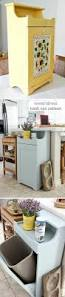 decorative recycling containers for home best 25 farmhouse recycling bins ideas on pinterest kitchen