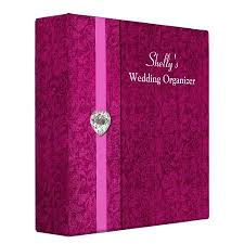 wedding organizer binder pink wedding organizer binder tap to personalize and get