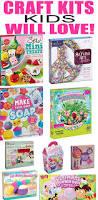 craft kits that kids will love