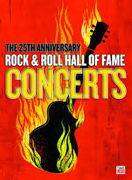 amazon com the 25th anniversary rock u0026 roll hall of fame concerts