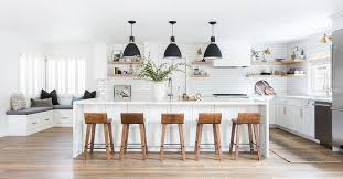 is renovating a kitchen worth it this stunning all white kitchen renovation was worth 100k