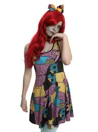 the nightmare before sally reversible dress topic