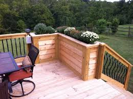 Long Planter Box by Image Result For Long Low Deck Steps Front Deck Ideas