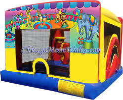 carnival party rentals chicago city party rentals indoor bouncy house