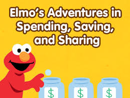 finances for kids sesame street