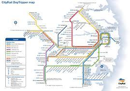 Light Rail Map Phoenix by Sydney Rail Map Rail Map Sydney Australia