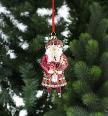 the seasonal aisle scottish santa shaped ornament reviews
