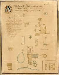 ground plan a ground plan of the works and buildings on the wood estate of