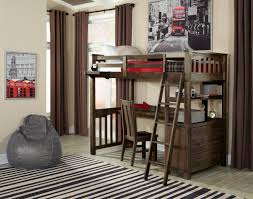 espresso twin bed ne kids highlands twin loft bed with desk espresso kids n cribs