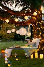 outdoor tree lights for summer 10 ideas for the perfect summer party