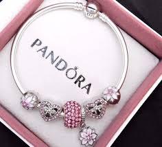 bracelet charms ebay images Classy design charm bracelets pandora authentic silver bangle jpg