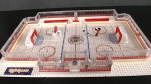 gametime chicago blackhawks hockey rink from oyo sports youtube