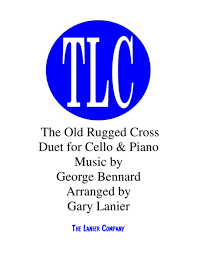 download the old rugged cross duet u2013 cello and piano score and