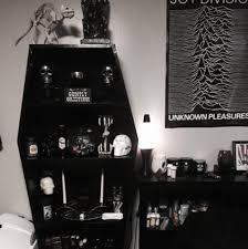 coffin bookshelf coffins skulls