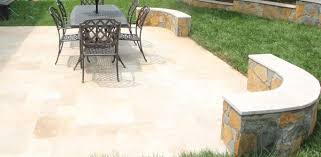 Travertine Patio Patio Contractor Northern Virginia