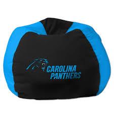 carolina panthers bean bag chair nflshop com