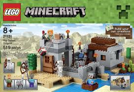 Minecraft Dining Table Lego Minecraft The Desert Outpost 21121 Walmart Com