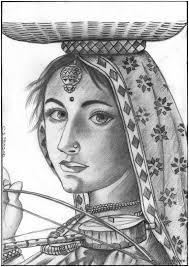 portrait with pencil paintings pinterest portraits