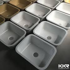 Resin Kitchen Sinks Custom Kitchen Sinks Solid Surface Sink Polyester Resin Sink