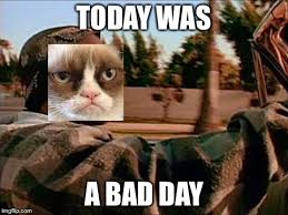 Today Was A Good Day Meme - today was a good day meme imgflip