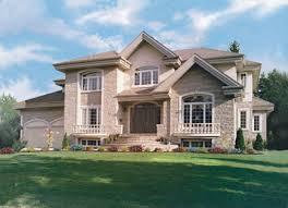 Home Design European Style European Style House Plans Plan 5 442