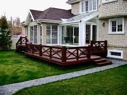 wooden deck designs little piece of me